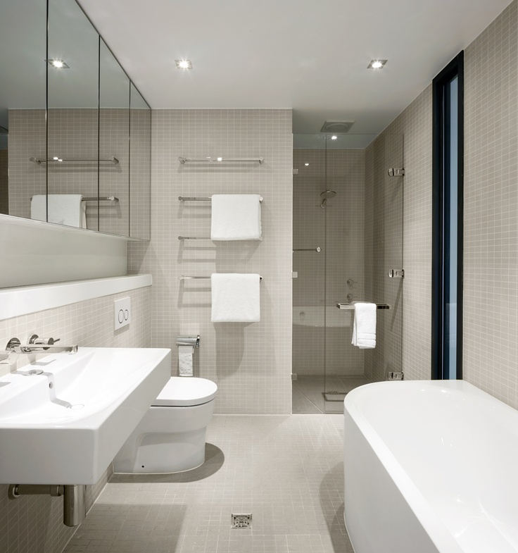chic hybrids come with a fully fitted bathroom complete with bath and separate fully fitted - Fitted Bathroom Ideas