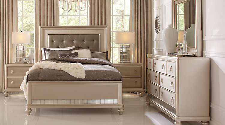 Chic King Bedroom Sets king size bedroom furniture sets