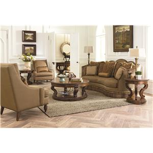 Chic Living Room Groups by Legacy Classic legacy classic furniture