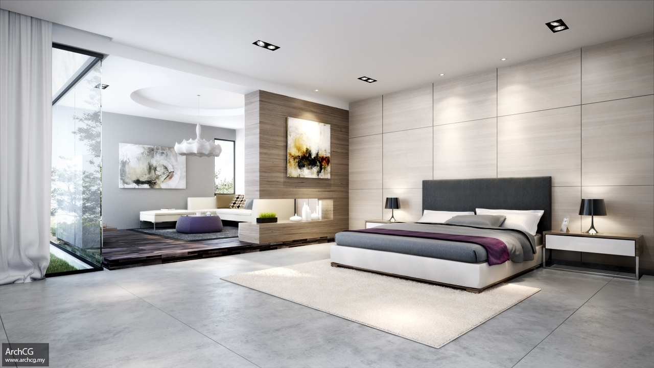 Chic Modern Bedroom Ideas modern bedroom design ideas