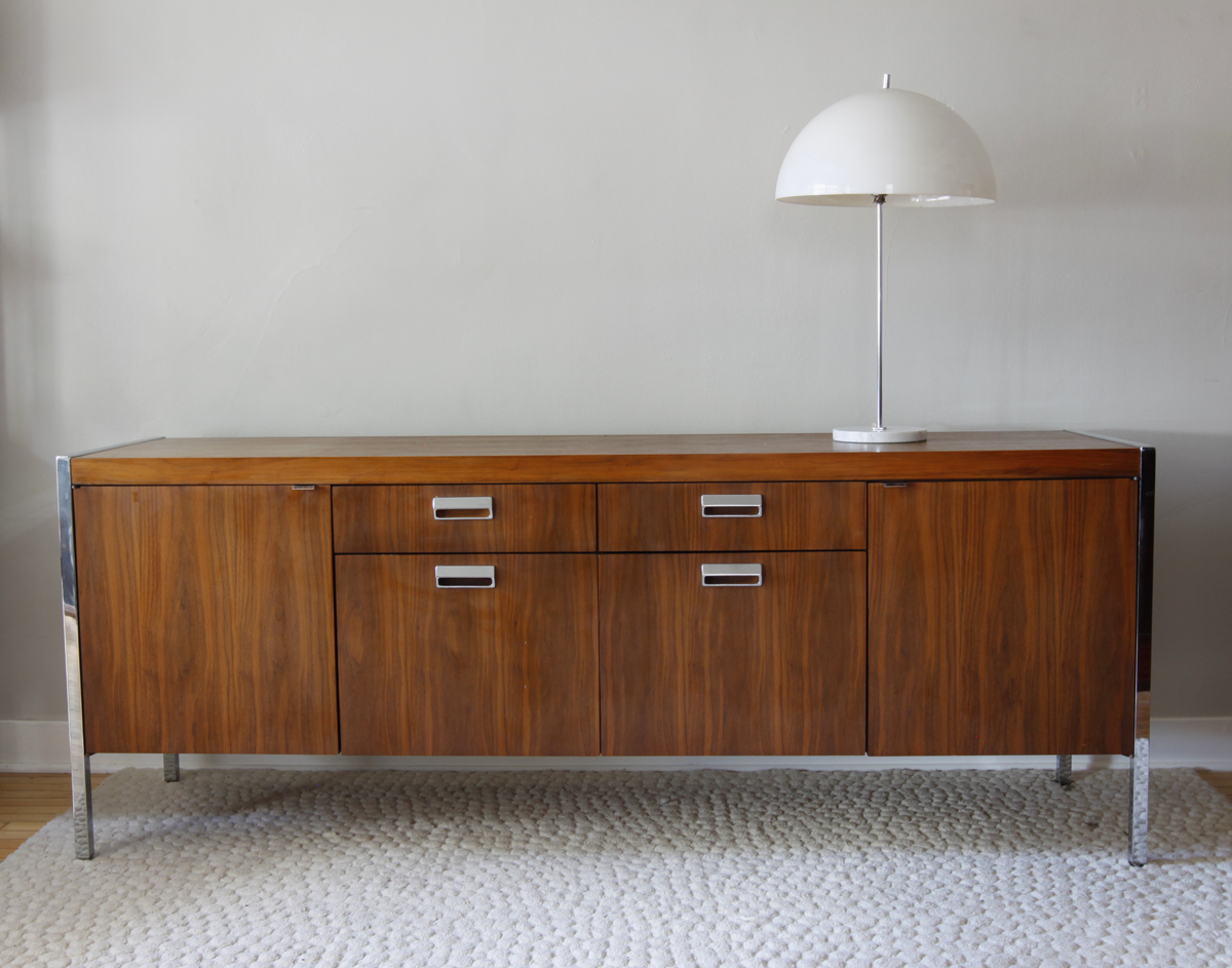 Vintage Mid Century Modern Office Furniture