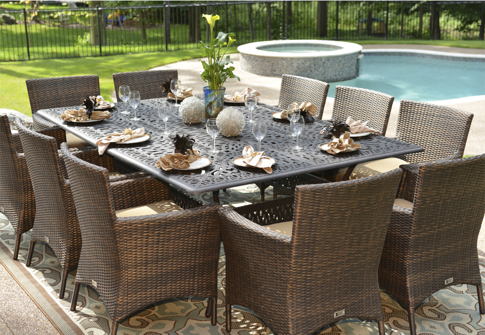 Chic Outdoor Furniture luxury wicker outdoor furniture