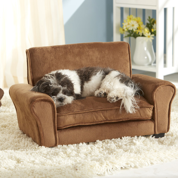 Chic Pet Furniture Youu0027ll Love | Wayfair dog bed furniture
