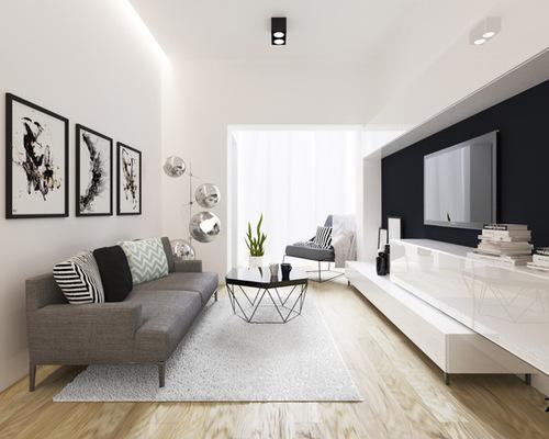 Chic SaveEmail modern living room designs