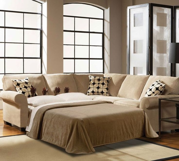 Chic Sectional Sleeper Sofas For Small Spaces Decorations - A small space is sectional sleeper sofa