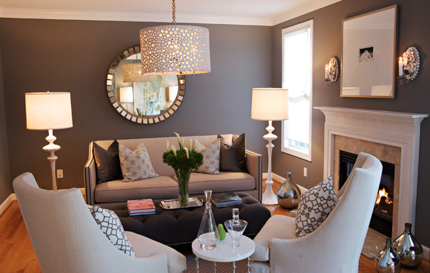 Chic Small Living Room Ideas to Make the Most of Your Space - small living room designs