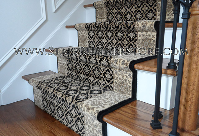Chic The Most Comprehensive Selection of Stair Runner Samples Youu0027ll Find stair runner carpet
