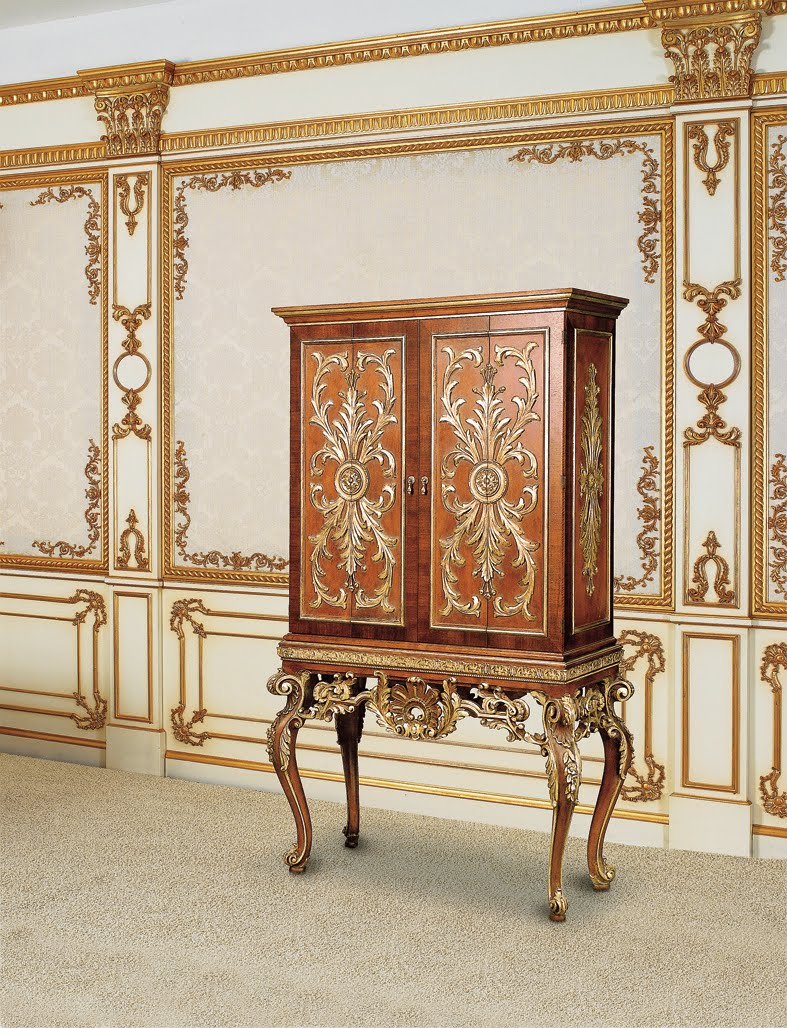 Chic vintage furnatire | antique rococo furniture rococo style furniture