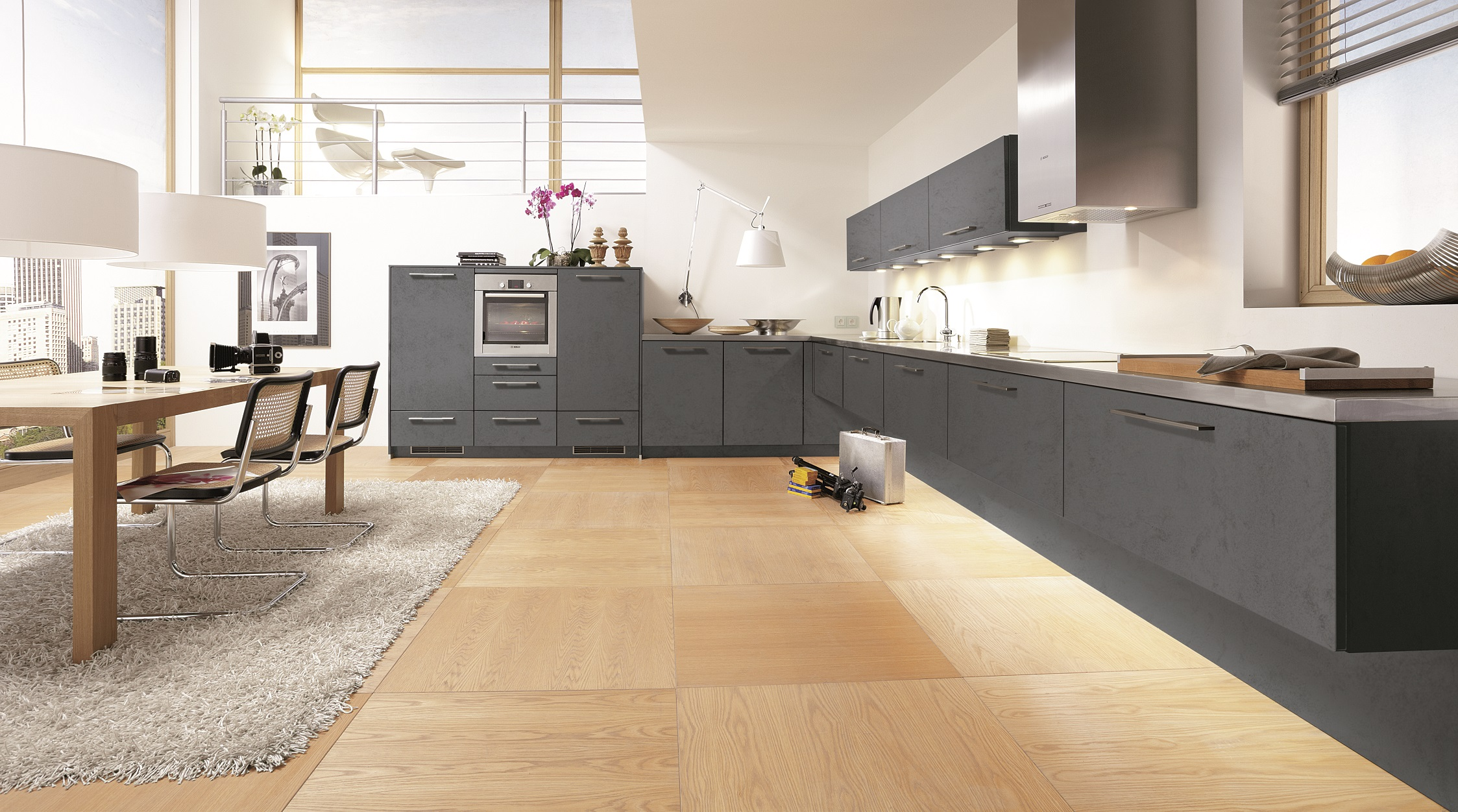 Chic When ... alno german kitchens