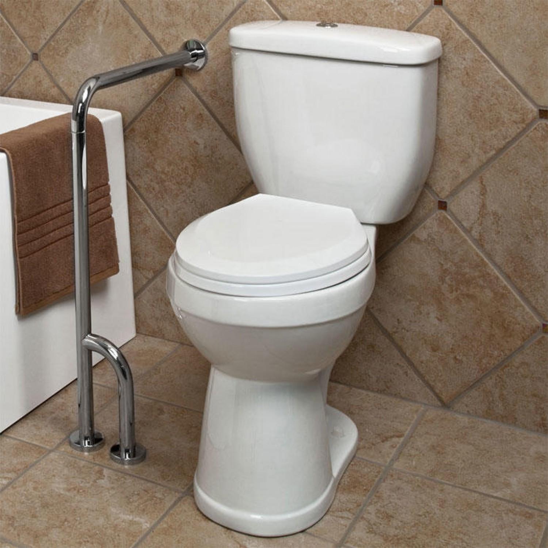 Chic Zoom bathroom safety grab bars