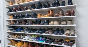 Trending 40 Best Clever Shoe Storage Ideas of the Year closet shoe rack