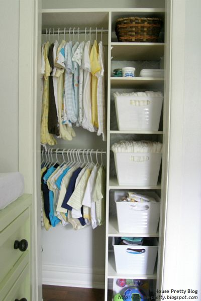 Bon Cool Small Space Organization: Turning A Closet Kit Organizer Into  Something With A Closet