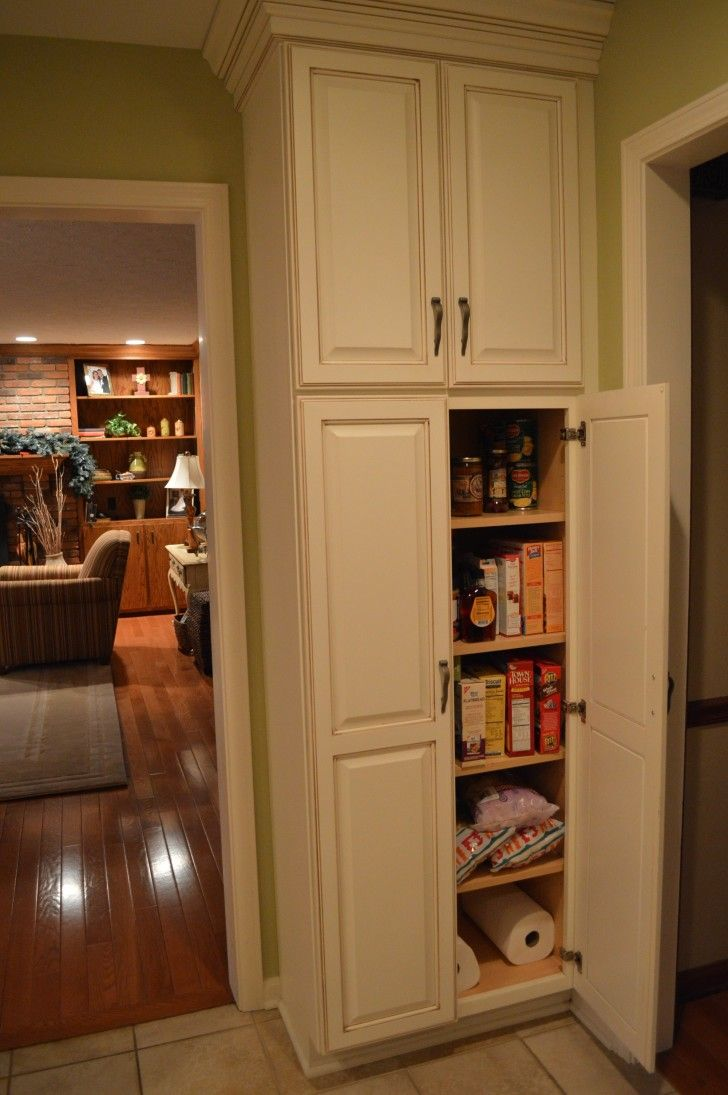 Compact 17 Best ideas about Corner Pantry Cabinet on Pinterest Corner cabinet pantry kitchen cabinets