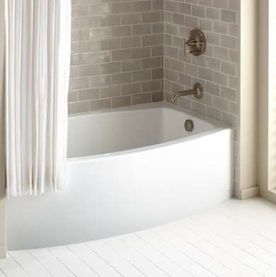 Compact 25+ best ideas about Small Bathroom Bathtub on Pinterest | Bathtub shower baths for small bathrooms