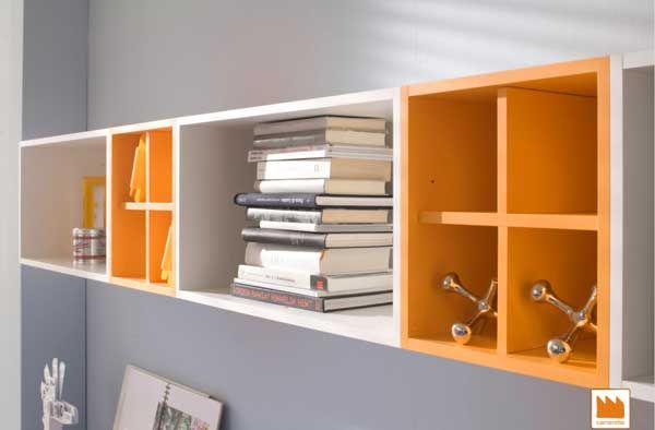 Beau Compact Beehive Shaped Wall Storage Shelf | Geek Bedroom | Pinterest | Storage  Wall Storage Shelves