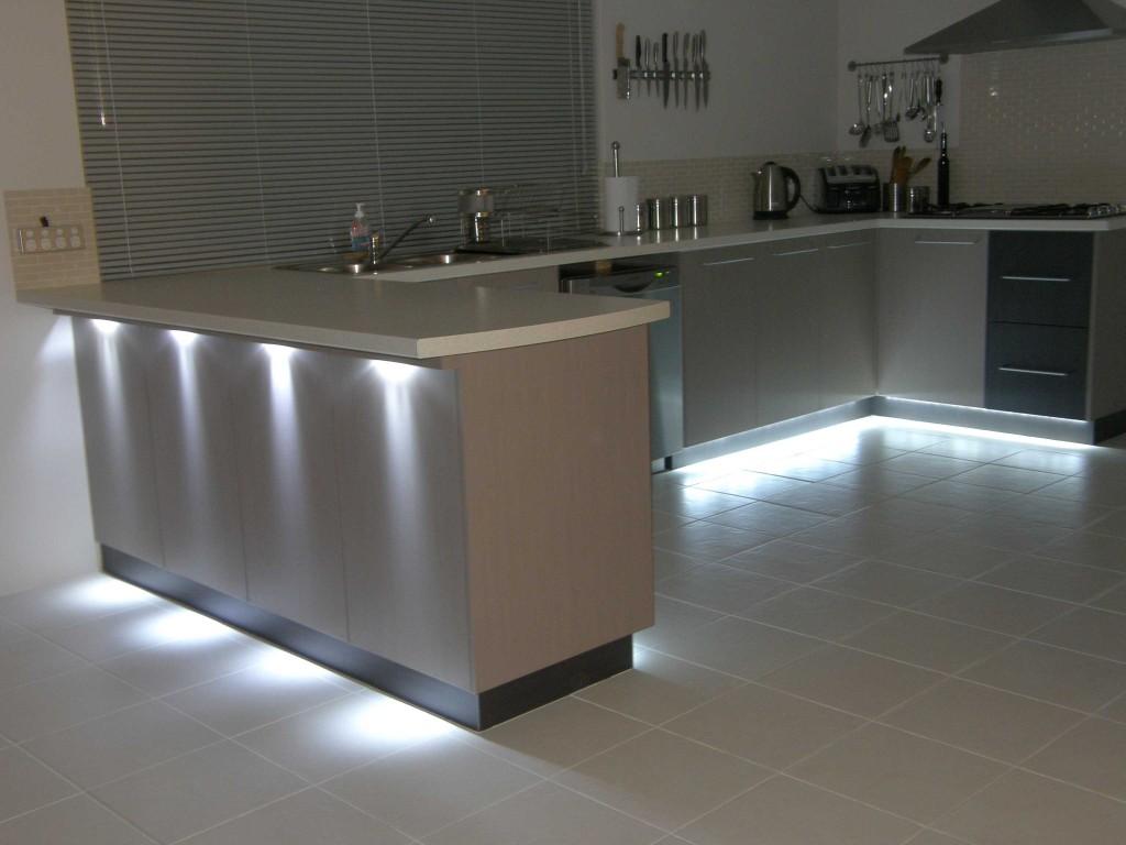 Compact Kitchen Lighting Led Soul Speak Designs led kitchen lighting