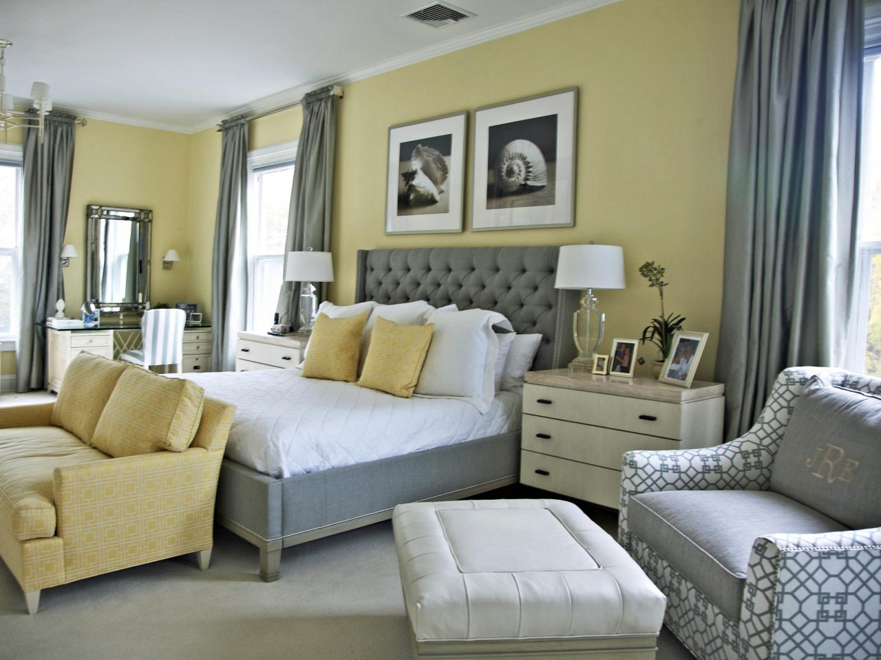How to choose the best color schemes for bedrooms ?