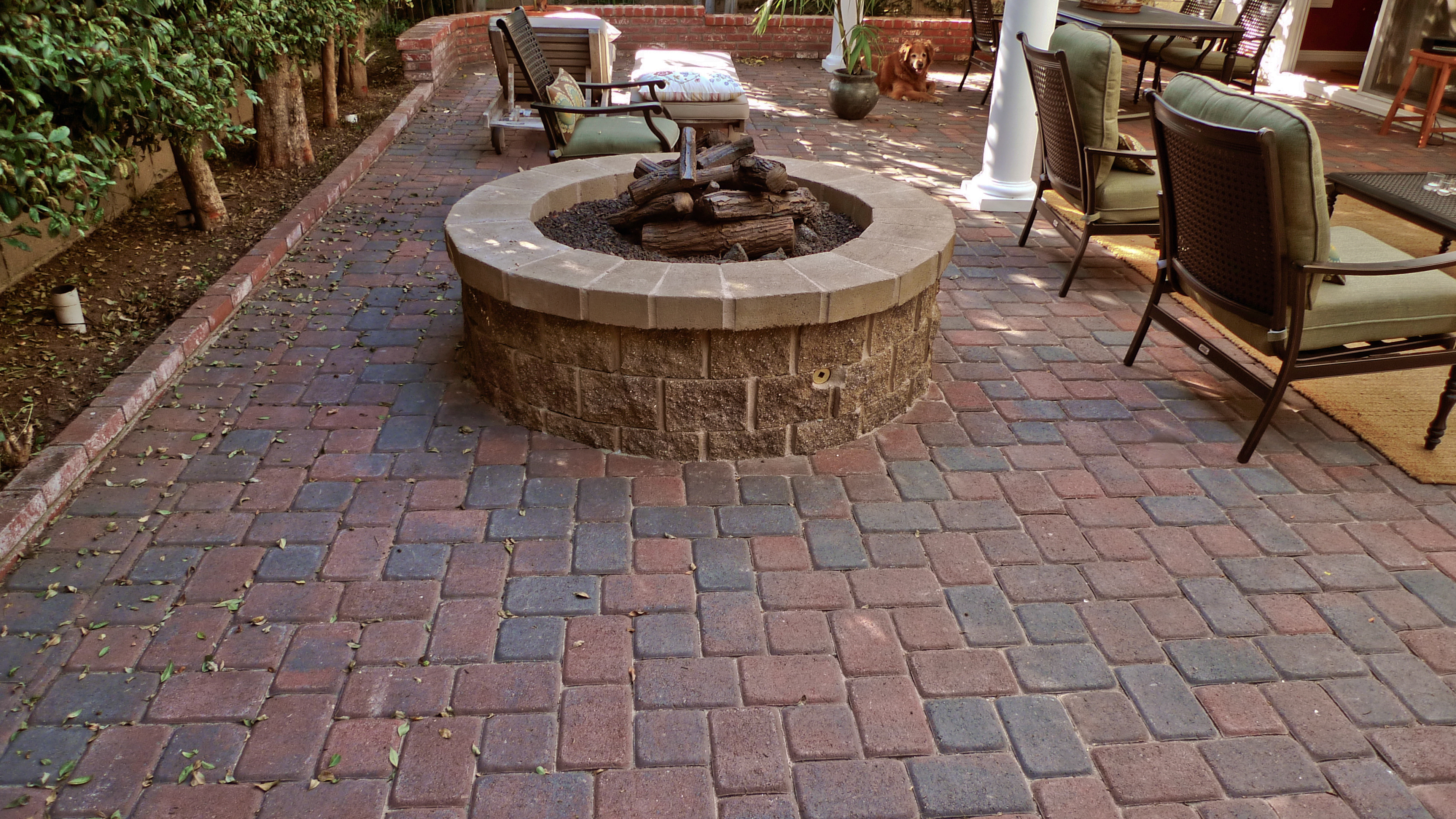 Compact Tustin Paving Stones patio paving stones