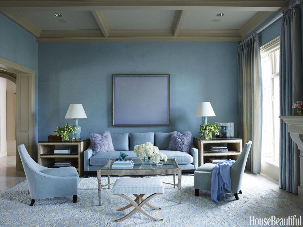 Contemporary 145+ Best Living Room Decorating Ideas u0026 Designs - HouseBeautiful.com living room furniture ideas