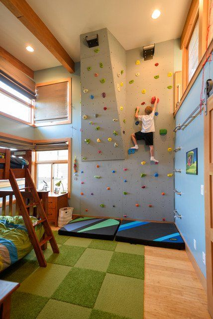 Contemporary 16 Original Ideas To Decorate Cool u0026 Cheerful Childrenu0027s Room cool kids rooms