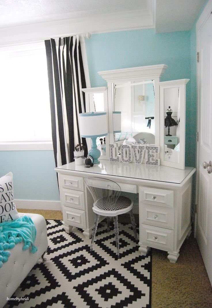 Contemporary 23 Decorating Tricks for Your Bedroom teen girl room decor