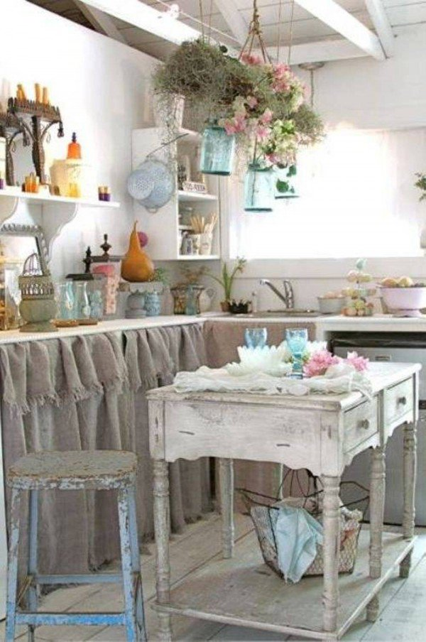 Contemporary 36 Fascinating DIY Shabby Chic Home Decor Ideas vintage chic home decor