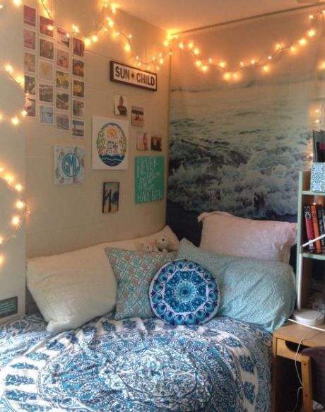 Contemporary 50 Cute Dorm Room Ideas That You Need To Copy cute teen girl bedrooms
