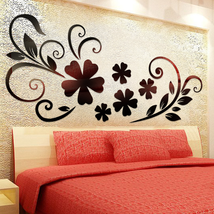 Contemporary Aliexpress.com : Buy Free Shipping 3D Crystal Acrylic Bedroom  Adult Wall Stickers Wall