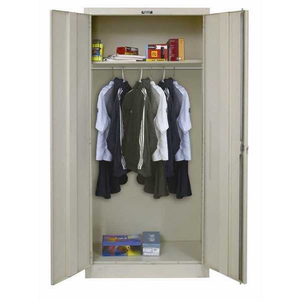 Contemporary Armoire Closet Ideas Modern Home Interiors. image number 2 of metal  wardrobe metal wardrobe closet