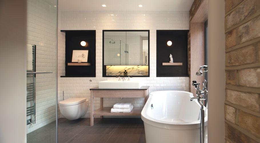 Beautiful 30 Modern Bathroom Design Ideas For Your Private Heaven - Freshome.com contemporary bathroom design