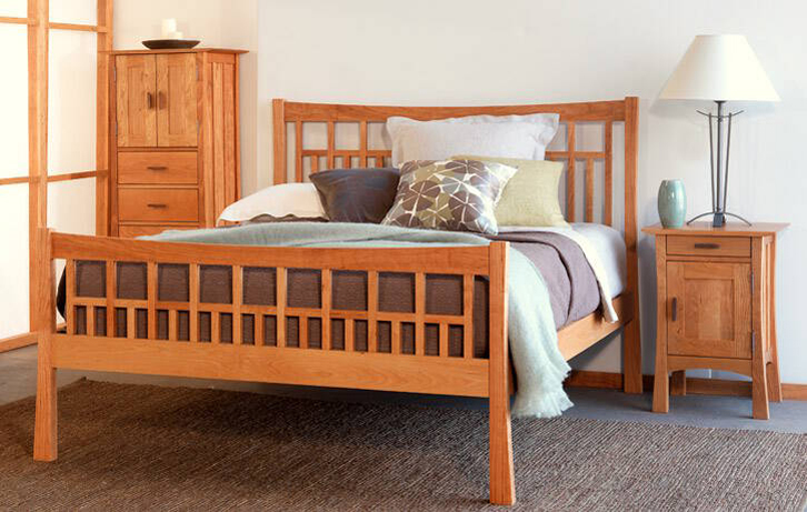 Contemporary Contemporary Craftsman bedroom set Another arts and crafts ... arts and crafts bedroom furniture