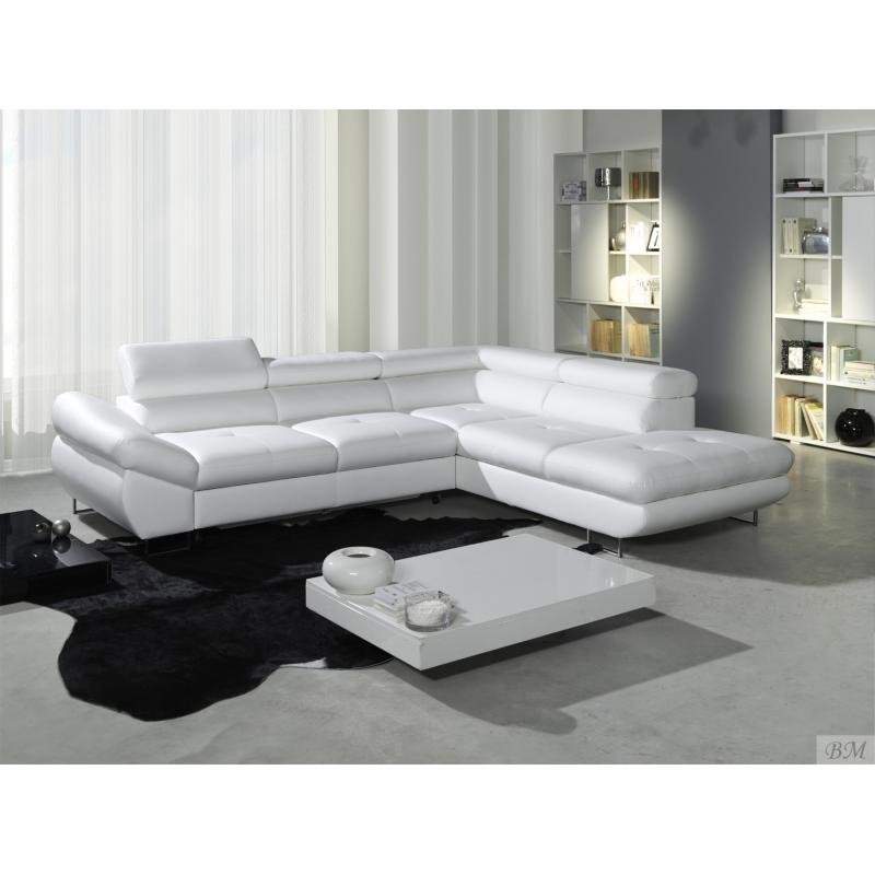 Contemporary Fabio-Modern corner sofa Bed - Sofas - Sena Home Furniture designer corner sofa beds