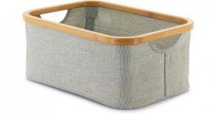 Contemporary Fabric u0026 Woven Baskets storage baskets for shelves