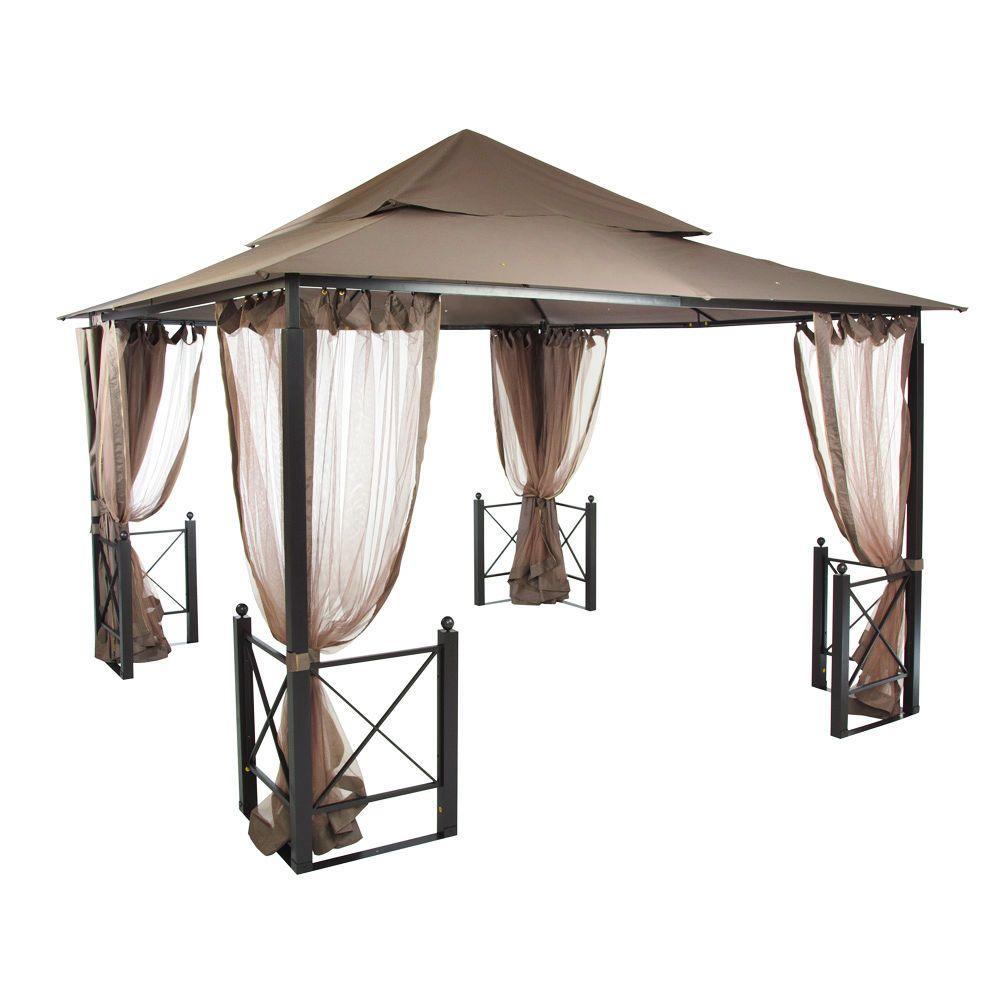 Contemporary Harbor Gazebo patio gazebo canopy