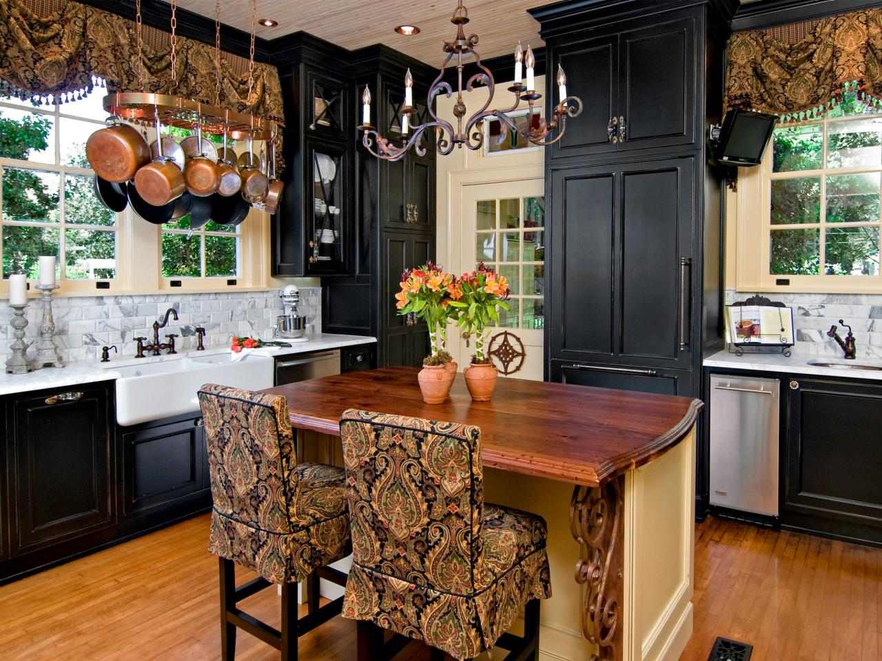 Kitchen Theme Ideas | Coordinate Your Kitchen Looks With House Look While Choosing From