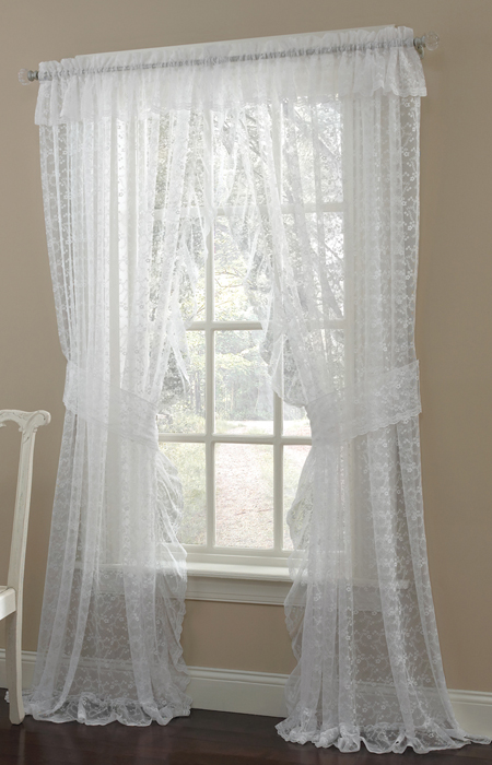 Contemporary Priscilla Lace Curtains. I bought these for my living room and dinning priscilla curtains criss cross