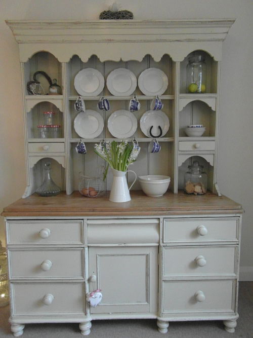 Contemporary when weu0027ve got room, iu0027m going to have an antique Welsh welsh dresser shabby chic