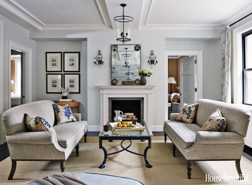 Cool 145+ Best Living Room Decorating Ideas u0026 Designs - HouseBeautiful.com sitting room decor