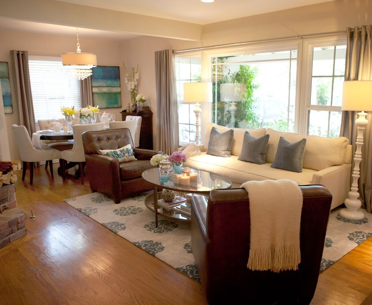 Cool 25+ best ideas about Living Dining Combo on Pinterest | Family room, Small drawing dining room decoration