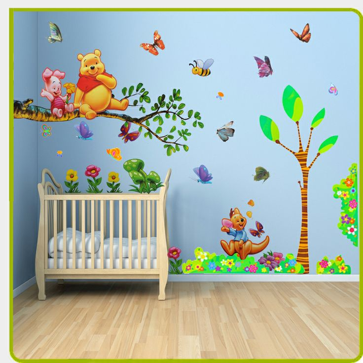What you need to do about baby boy room designs ideas for Baby mural ideas