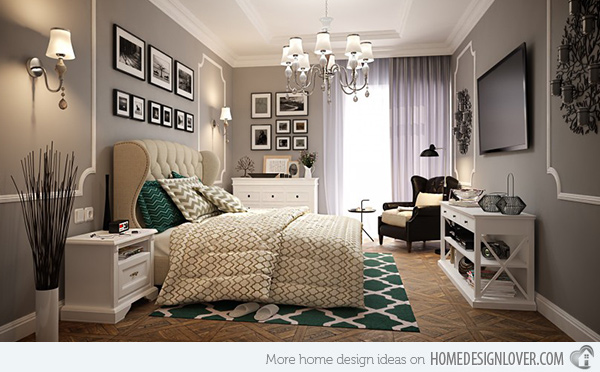 Cool Bedroom Men Vintage modern vintage bedroom decorating ideas