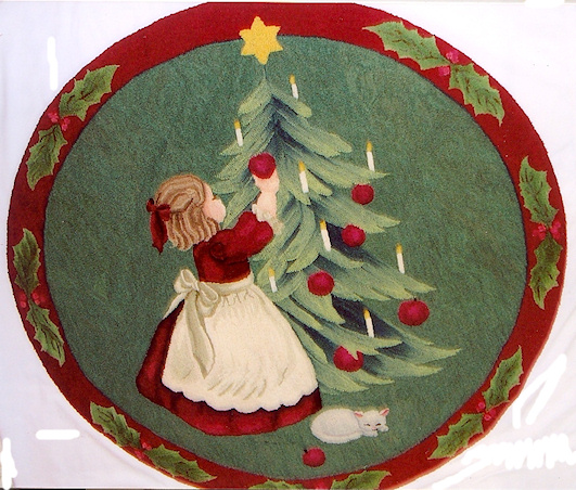 cool but large christmas rugs - Christmas Rugs Large