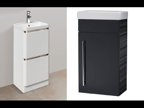Cool Cloakroom Vanity Unit cloakroom vanity unit