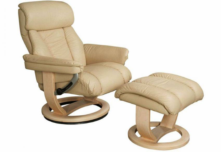Cool Cream   Natural Base. GFA   Mars Swivel Recliner Chair U0026 Footstool Swivel  Recliner