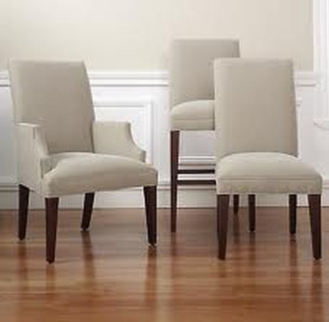 Cool Dining Room Arm Chairs Contemporary With Casters Sacramento Upholstered Arms