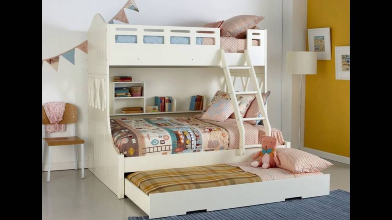 Cool double kids bed double bed for kids