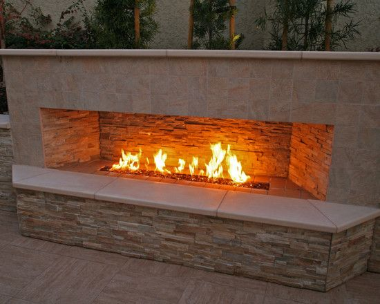 Cool Exterior Design, Fabulous Neoteric Patio With Marvelous Nobby Outdoor Gas  Fireplace Gas Outdoor Fireplace