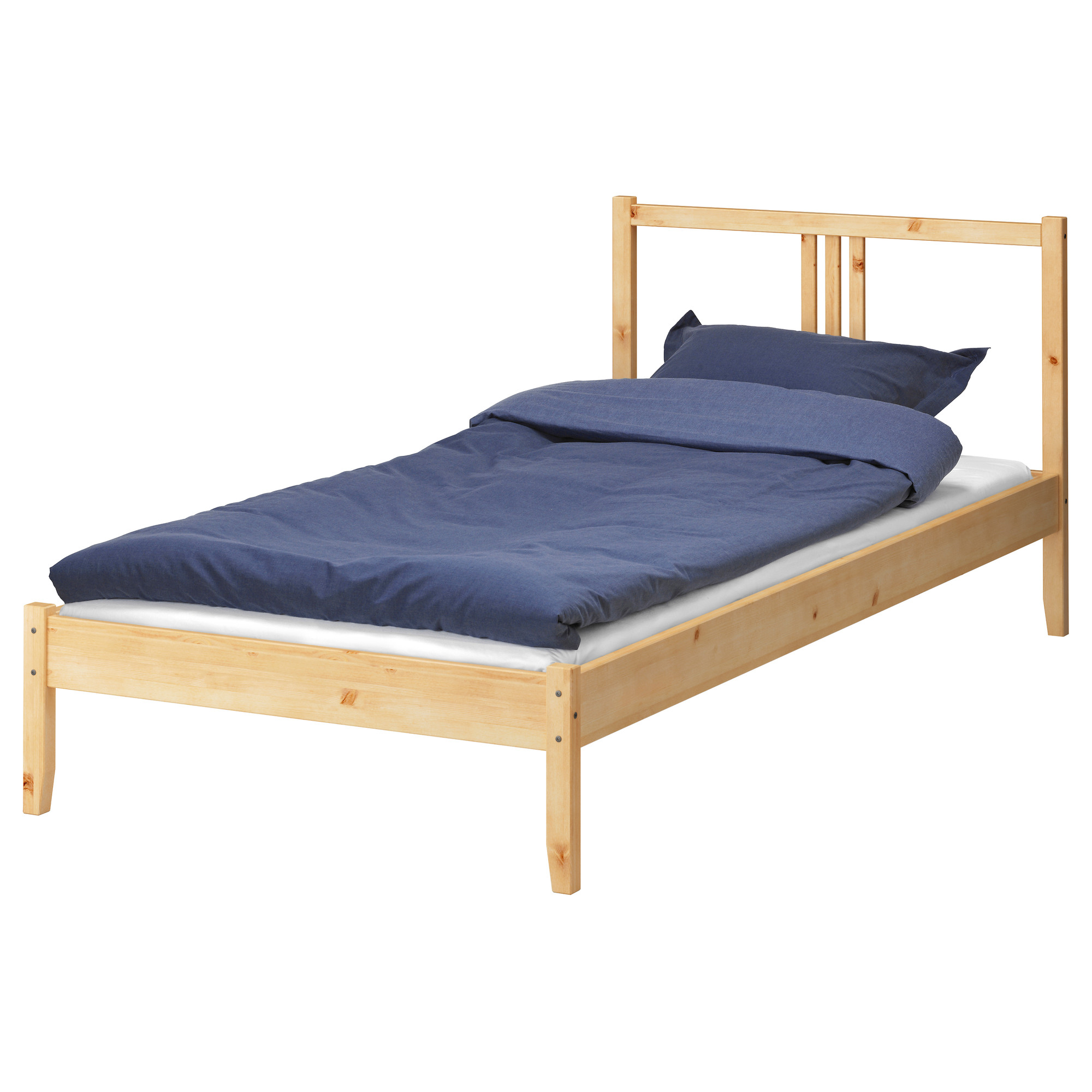 Cool FJELLSE Bed frame - Full/Double - IKEA twin bed frame