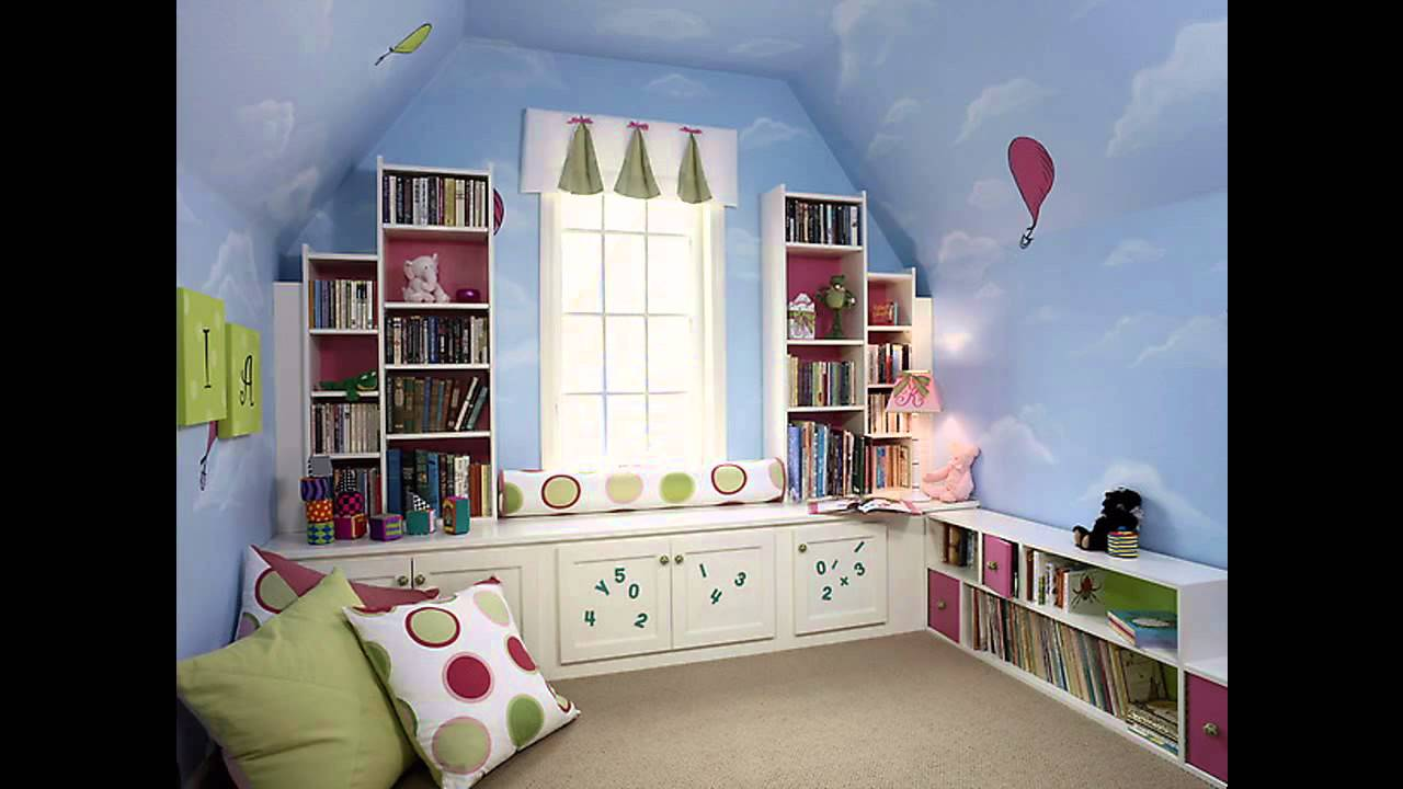 Easy tip to decorate kids rooms for Kids room makeover