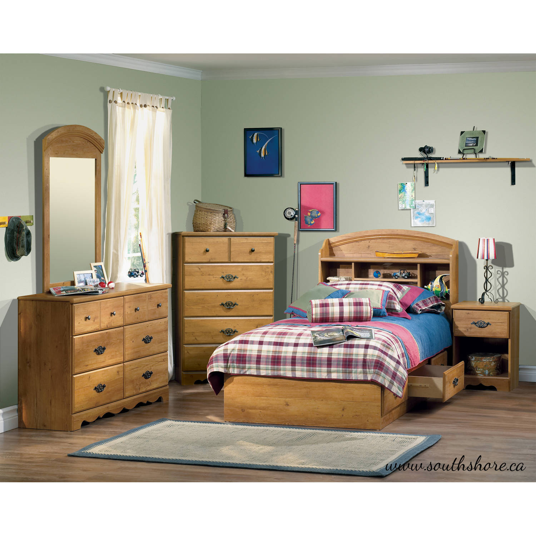 Cool Kidsu0027 Furniture - Walmart.com youth bedroom sets with desk